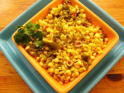 Corn Olé