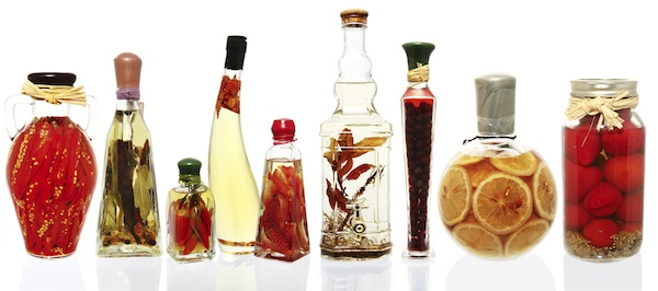 Chile Vinegars and Oils