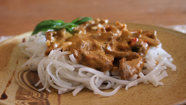Spicy - Royal Thai Beef Curry