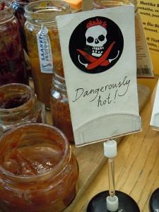 baltic pepper jam sign