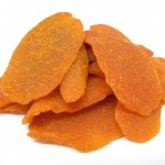 dried spicy mango