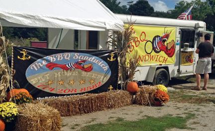 bbq sandwich trailer